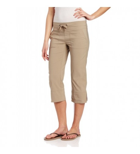 prAna Womens Bliss Capri Medium
