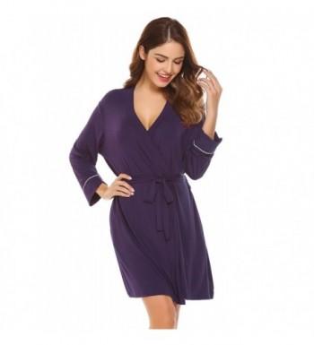 Designer Women's Robes