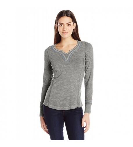 Aventura Womens Nixon Henley Medium