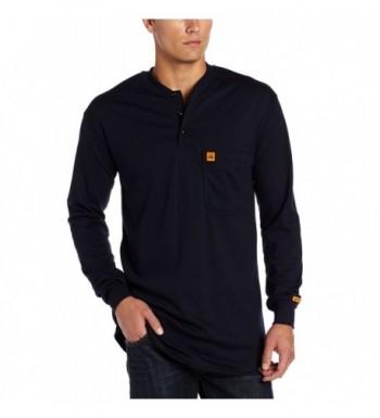 Wrangler RIGGS Workwear Resistant Henley