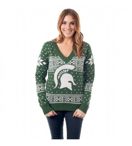 Tipsy Elves Michigan University Sweater