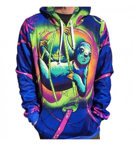 Electro Threads Pullover Hoodie Medium