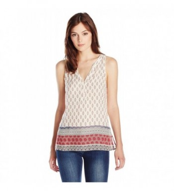 Sanctuary Clothing Womens Filigree Patchwork
