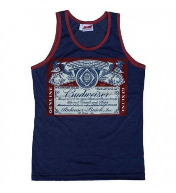 Budweiser Hertiage Label X Large Heather
