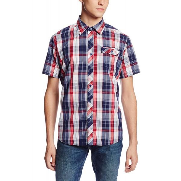 Micros Short Sleeve Shirt Medium