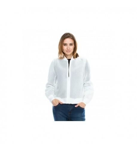 JEZEEL Womens Fabric Jacket DJ331 1A