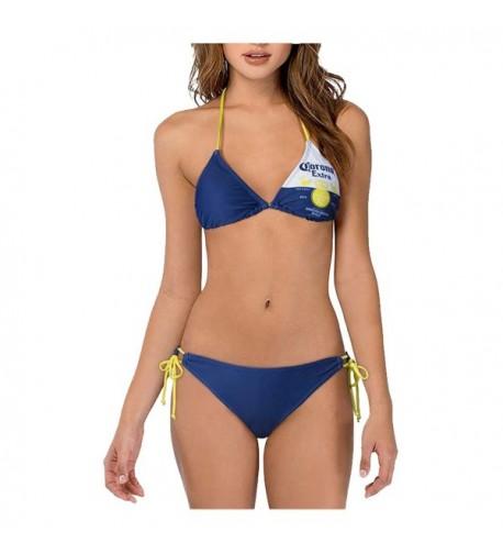 Corona Womens Bikini Swimsuit X Large