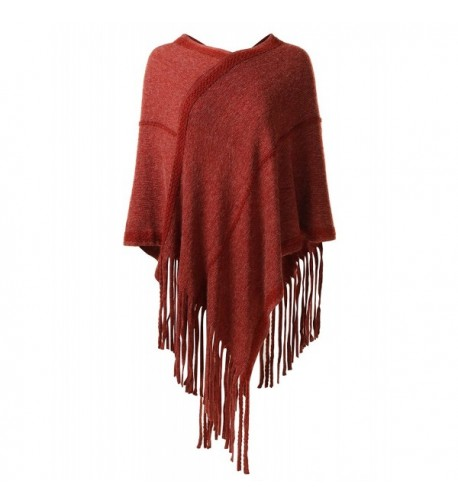 Womens Tone Cape Sweater Poncho