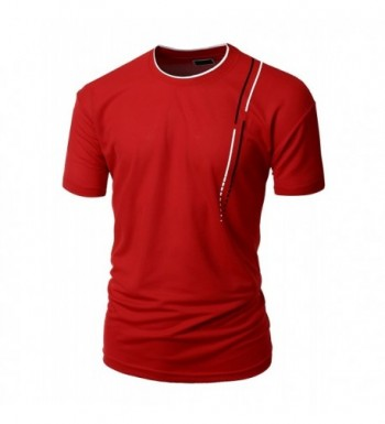 coolon sleeve collar 2 tone REDWHITE