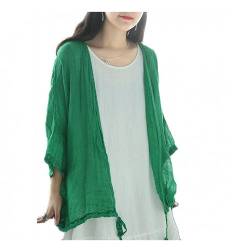 YESNO Blouse Protection Casual Lace Up