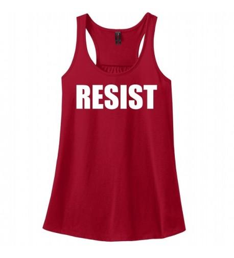 Comical Shirt Ladies Political Protest