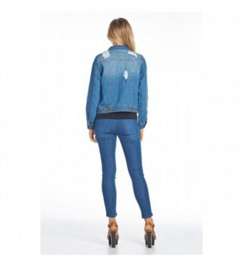 Popular Women's Denim Jackets