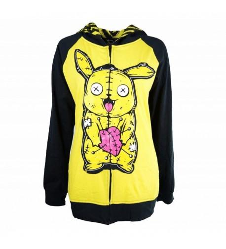 Cupcake Voodoo Pikachu Yellow Gothic
