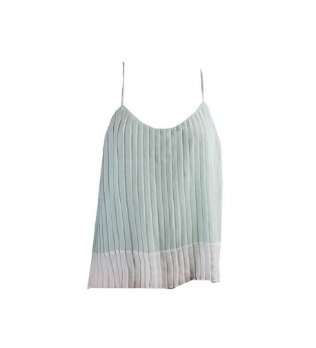 Bar III Womens Chiffon Pleated