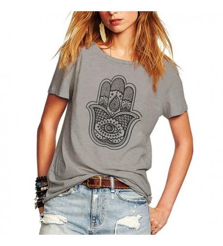 Weigou Sleeve Street Printed T shirt