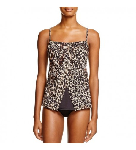 Miraclesuit Womens Purr Fection Classic Tankini