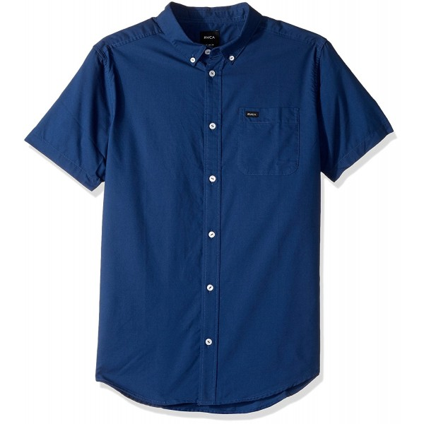 RVCA Thatll Oxford Short Sleeve