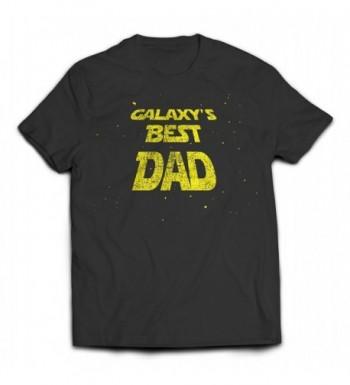 Galaxys Best T shirt Large Black