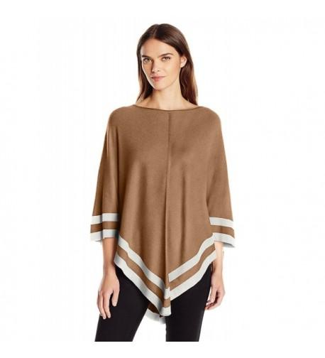 Leo Nicole Womens Pullover Sweater