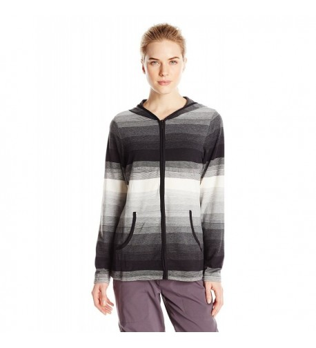 ExOfficio Womens Traversa Hoody Black