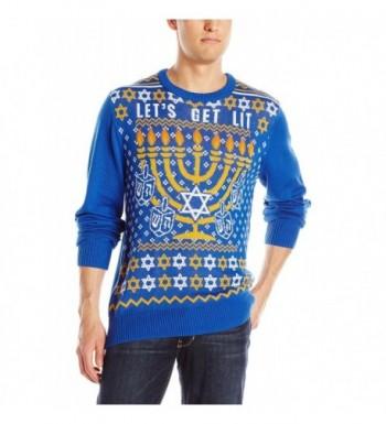Hybrid Mens Lets Sweater Medium