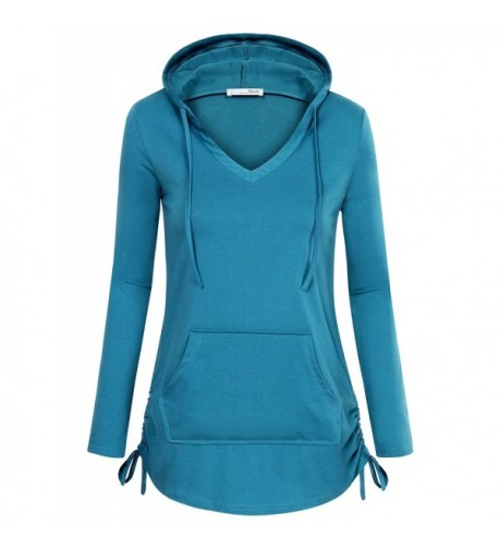 Messic Sweatshirt Pullover Sweatshirts Kangaroo