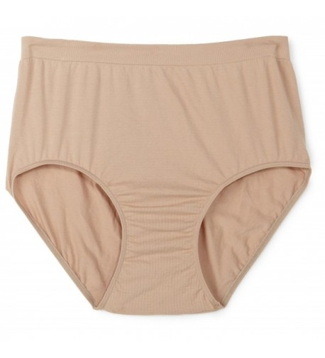 Barely There Womens Microfiber Brief