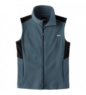 Wantdo Outdoor Zipper Fleece Black