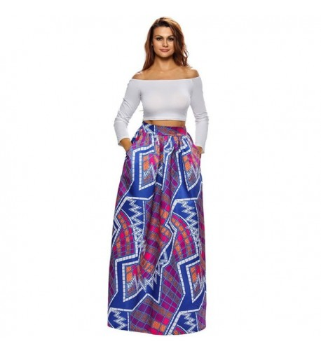 Feel Show African Dashiki Pockets