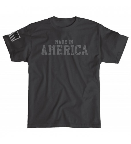 Made America Shirt Sleeve Flag