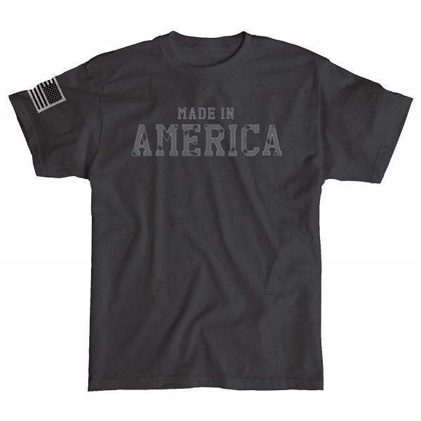 Made America Shirt Sleeve Flag