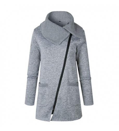 Bluewolfsea Oblique Pullover Sweatshirt Hoodies