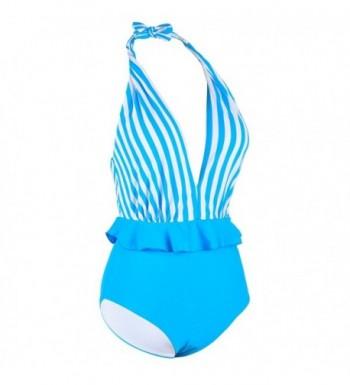 251861cdaa6c Firpearl Womens Bathing Swimsuit SkyBlue; Popular Women's One-Piece  Swimsuits Wholesale ...