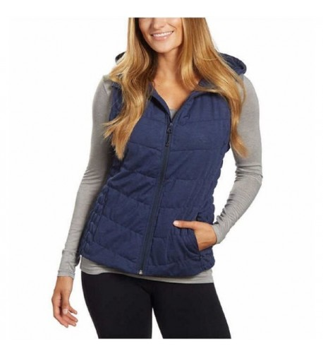 Blanc Noir Womens Breathable Quilted