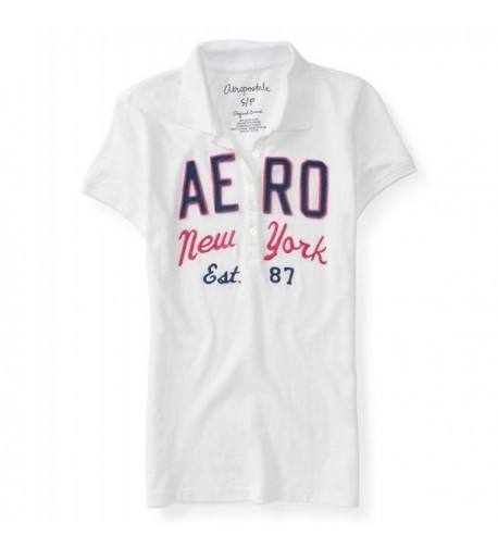 Aeropostale Womens Graphic Embroidered X Large