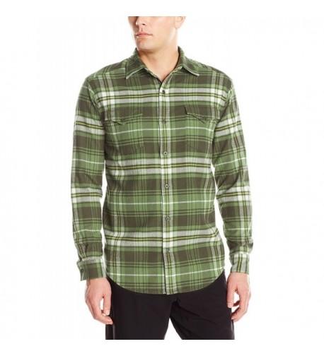 Mountain Khakis Teton Flannel Shirt
