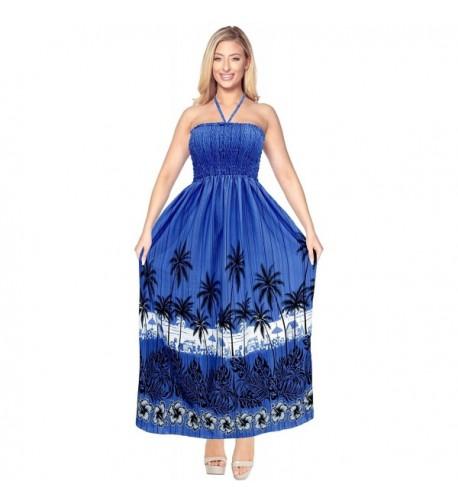 Leela Printed Womens Dresses Caribbean