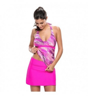 Aleumdr Womens Tankini Swimsuit Bathingsuit