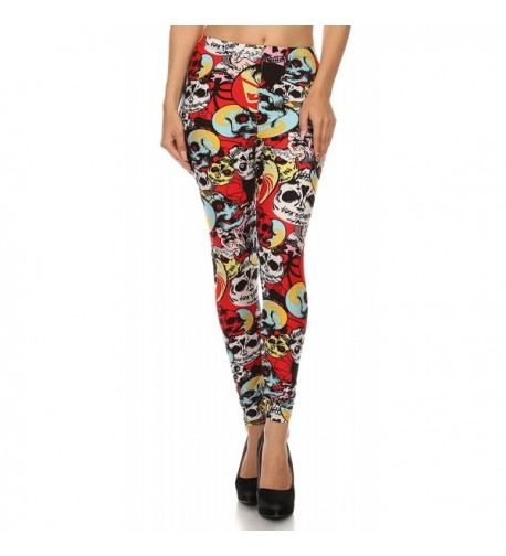 Ultra Fabric Womens Leggings Multicoloured