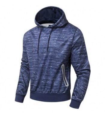Hoodies Pullover Casual Hooded Sweatshirt