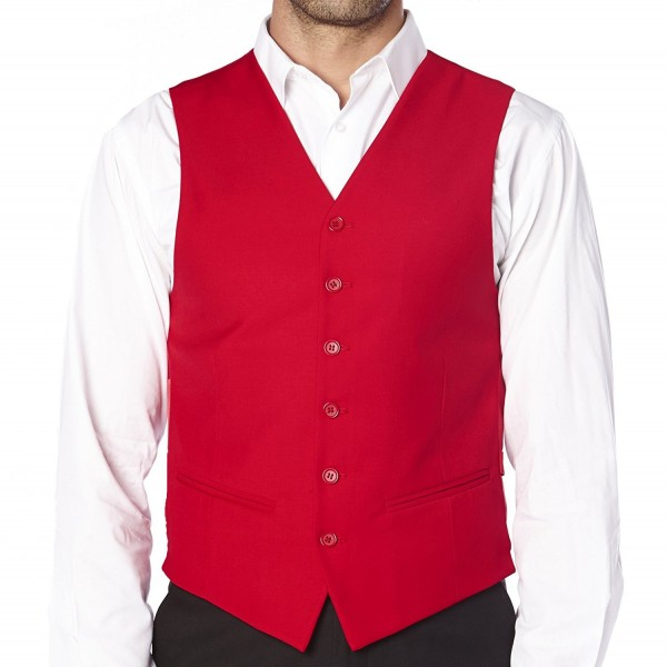 CONCITOR Dress Formal Waistcoat Solid