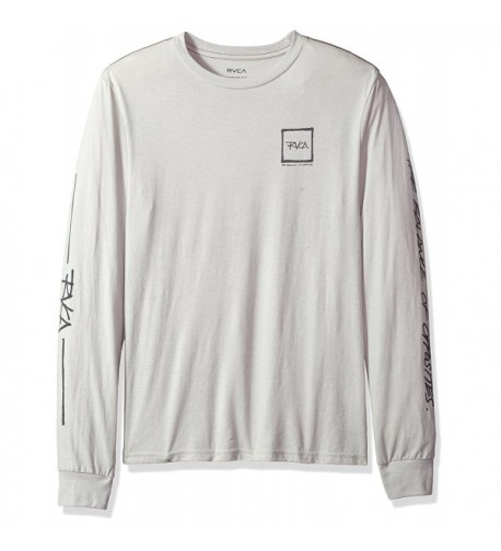 RVCA Mens Scrawl Long Sleeve