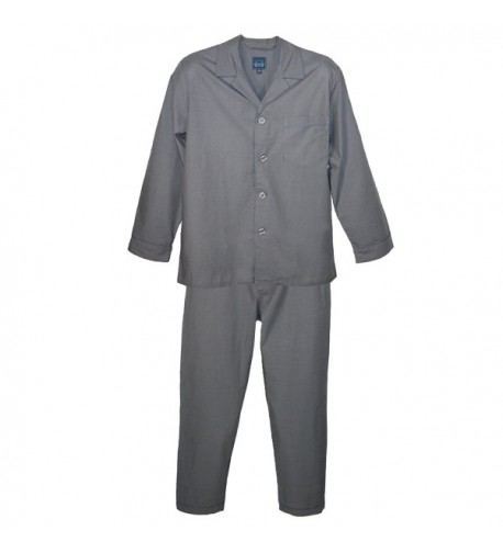 Majestic International Cotton Sleeve Pajama