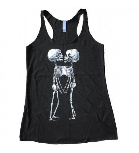 Friendly Oak Womens Skeleton Twins