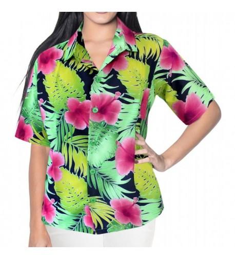 Leela Matching Hawaiian Embroidered alohawear