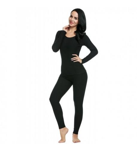 Lamore Womens Cotton Thermals Underwear