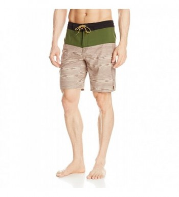 HippyTree Cypress Trunk Shorts Walnut