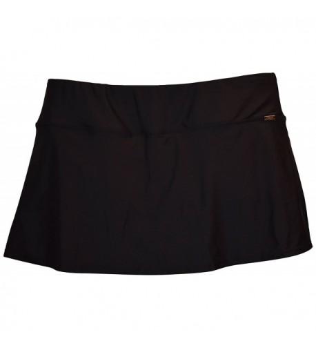 Heat Womens Skirtini Swimsuit Bottoms
