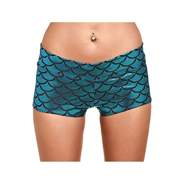 JUSTINCITY Mermaid Panties Dancing Homewear