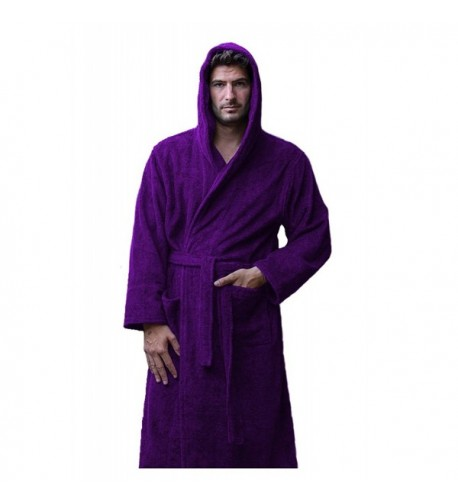 robesale Bamboo Unisex Length Hooded
